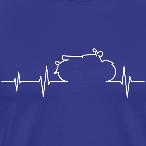 Simson S50 S51 EKG - Men's Premium T-Shirt