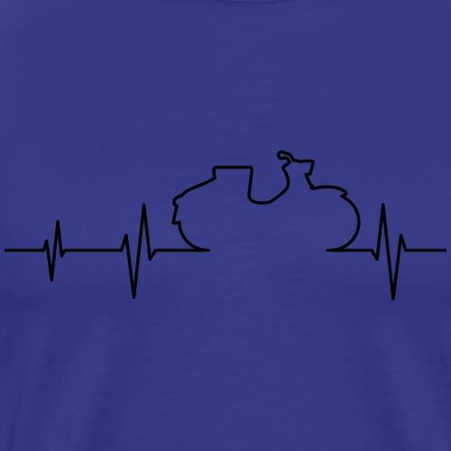 Simson KR50 EKG - Men's Premium T-Shirt