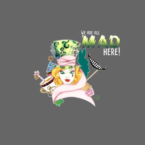 Happy Madness - T-shirt Premium Homme