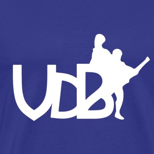 Linea VdB Bianco - Maglietta Premium da uomo