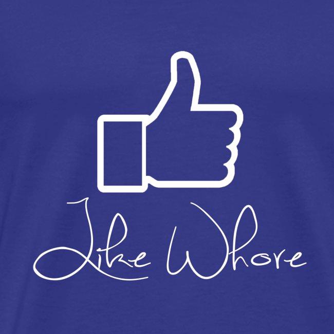 Like whore white