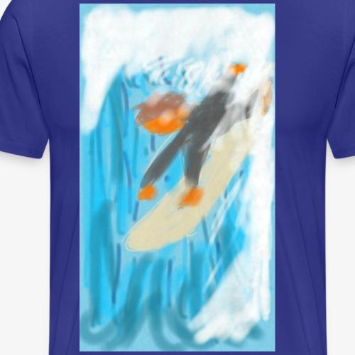 sketch 1445505565400 - Men's Premium T-Shirt