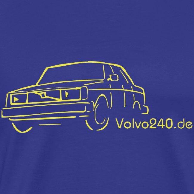 volvo240 de