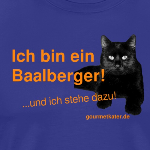 Statement Baalberge - Männer Premium T-Shirt