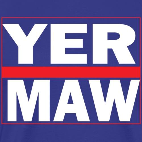 YERMAW LOGO - Men's Premium T-Shirt