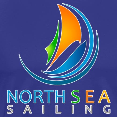 northseasailingcontour - T-shirt Premium Homme