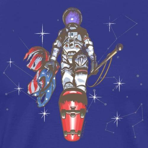 The Last Spaceman - Men's Premium T-Shirt