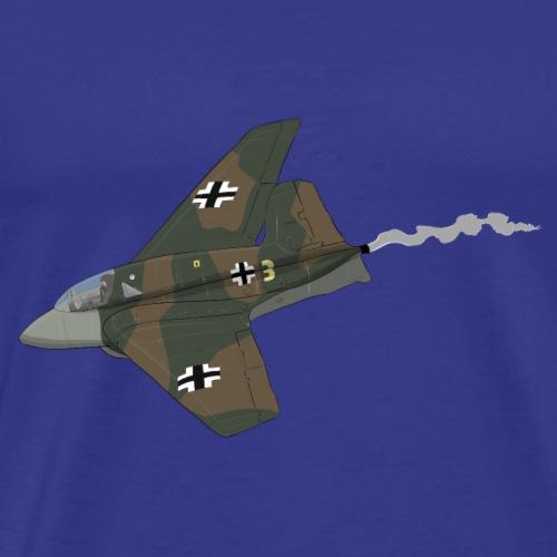 Me-163 Komet - Maglietta Premium da uomo