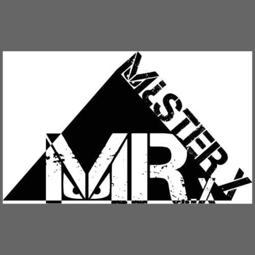 MR X - Maglietta Premium da uomo