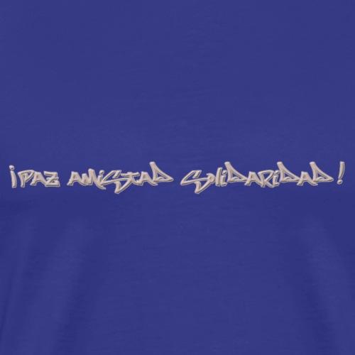PAZ - Männer Premium T-Shirt