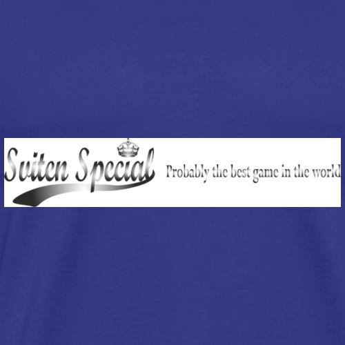probably - Premium-T-shirt herr
