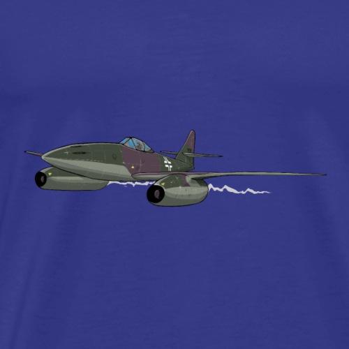 Me 262 Schwalbe - Maglietta Premium da uomo