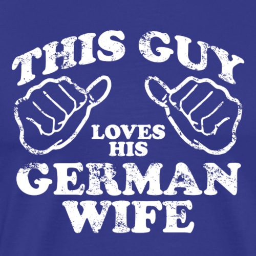 German Wife - Männer Premium T-Shirt