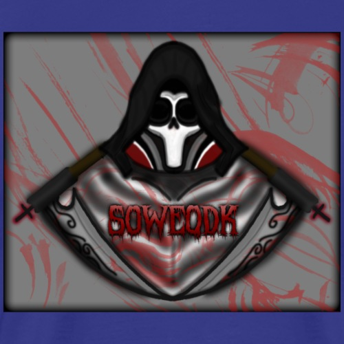 SoWeQDK Reaper ! - Herre premium T-shirt