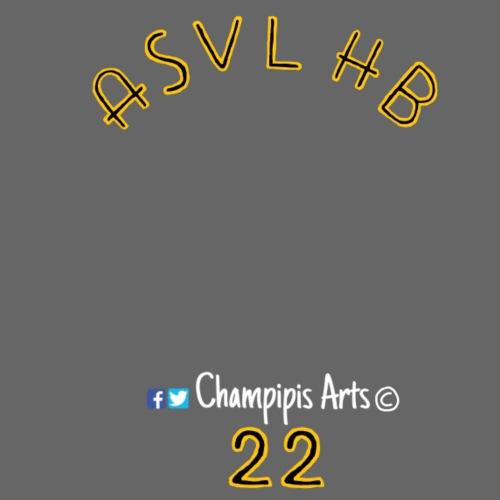 Custom_ASVLHB22 - T-shirt Premium Homme
