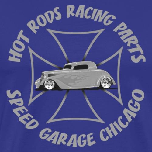 racing_parts_4 - Men's Premium T-Shirt