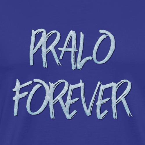 pralo forever bleu - T-shirt Premium Homme
