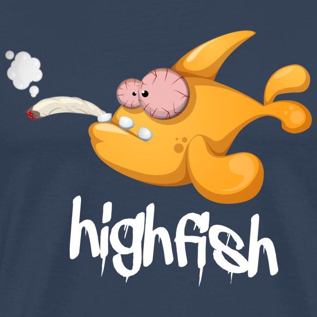 Ein High Fisch