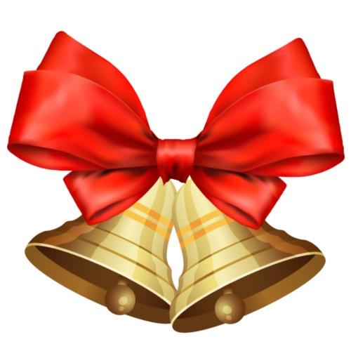 Pngtree christmas bell 3715872 - Camiseta premium hombre