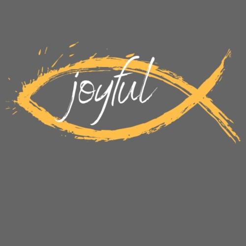 Joyful - Männer Premium T-Shirt