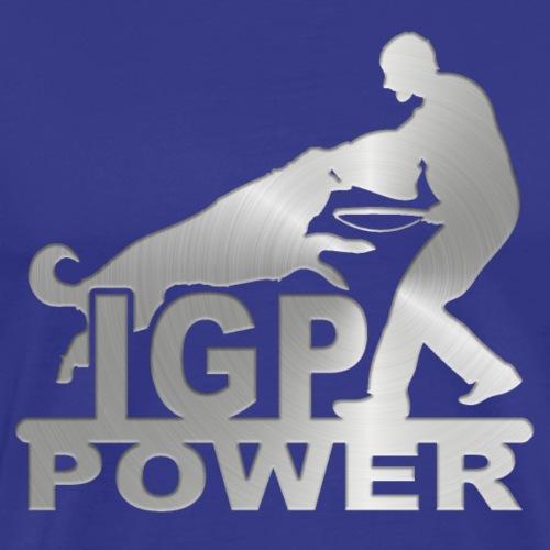 IPG Chrom - Männer Premium T-Shirt