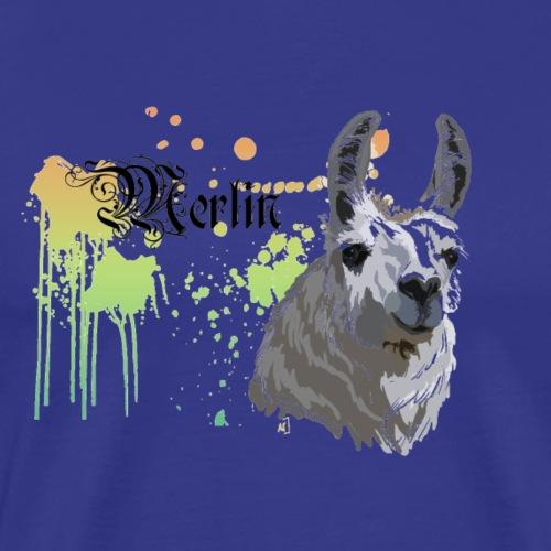 Merlin - T-shirt Premium Homme