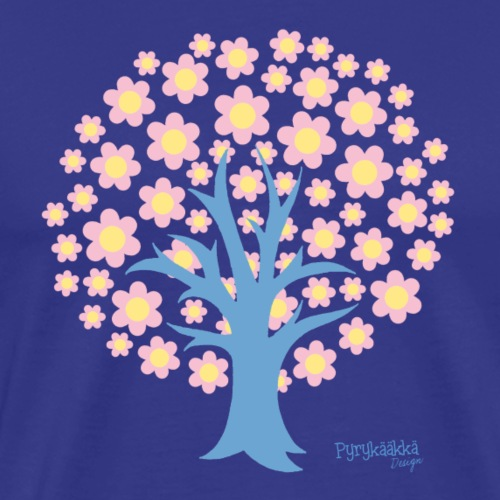 Spring - Miesten premium t-paita