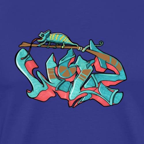 Graff Caméléon - Männer Premium T-Shirt