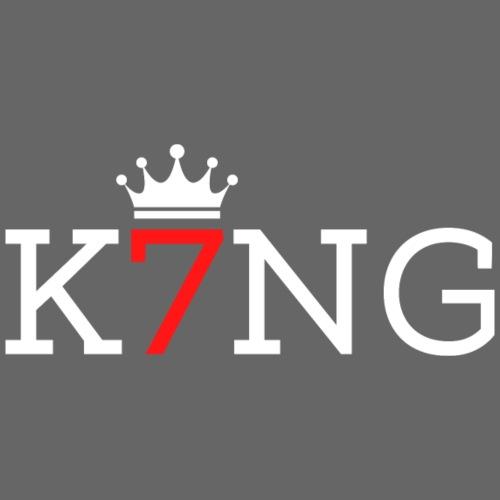 KING7Darkwear Collection - Men's Premium T-Shirt
