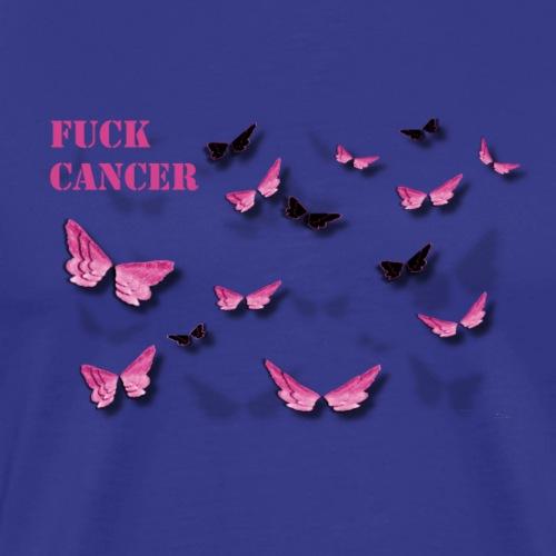 Till förmån för Bröstcancerfonden - Premium-T-shirt herr