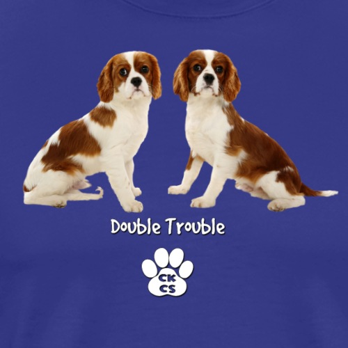 Double Trouble - Men's Premium T-Shirt