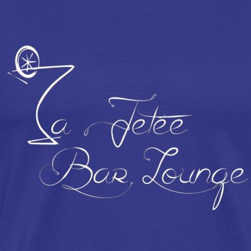 La Jetée Bar lounge - T-shirt Premium Homme