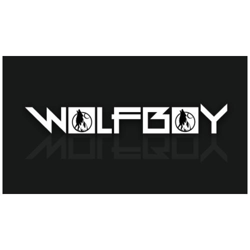 WolfBoy pro img - Premium T-skjorte for menn