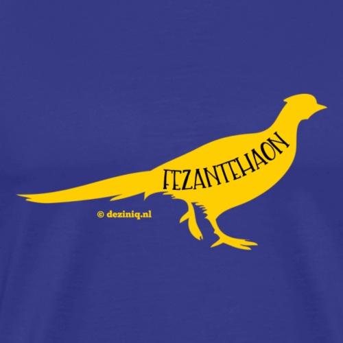 Fezantehaon - Mannen Premium T-shirt