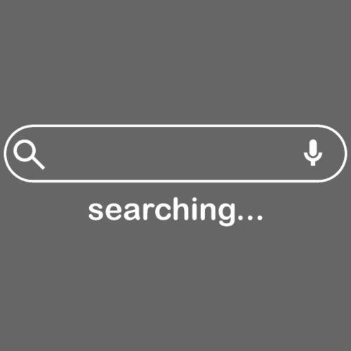 Searching - Camiseta premium hombre