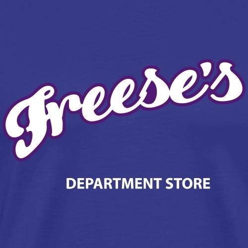 Es (Freeses) - Männer Premium T-Shirt