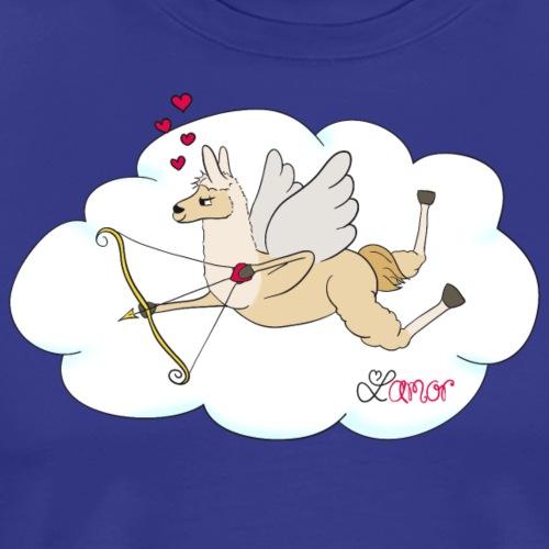 Lamor - Männer Premium T-Shirt