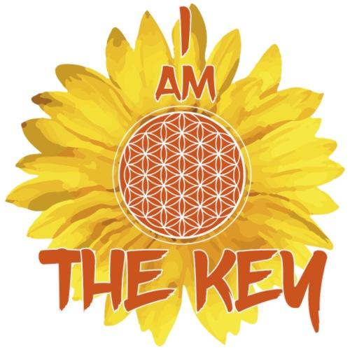 I AM THE KEY - Men's Premium T-Shirt