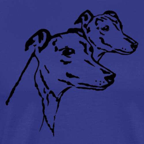 Heads - Mannen Premium T-shirt