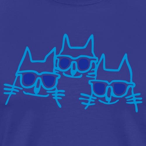 cool_cats2 - Männer Premium T-Shirt