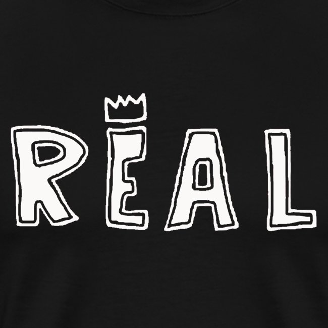 REAL (White)