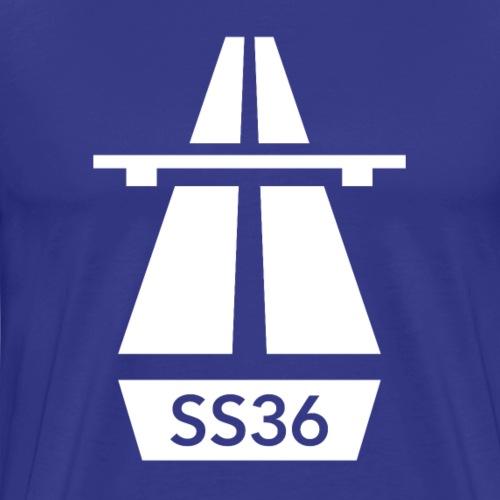 LCFun | SS36 - Maglietta Premium da uomo