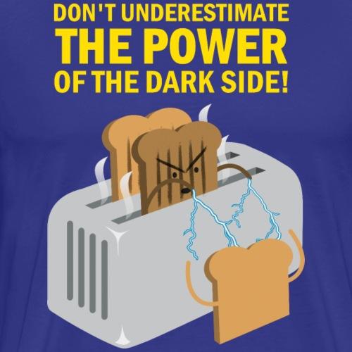 The Dark side - Männer Premium T-Shirt