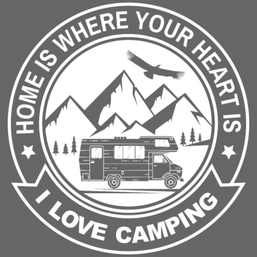 Home is where your Heart ist - Männer Premium T-Shirt