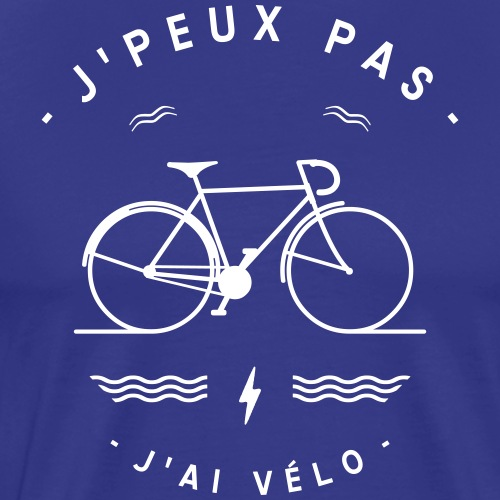 J'AI VÉLO - T-shirt Premium Homme