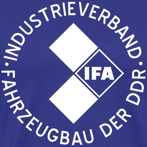IFA Logo (v2) - Men's Premium T-Shirt