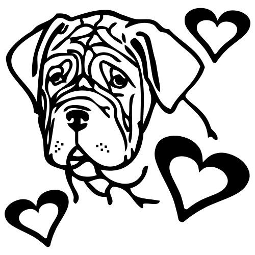 mastino © - www.dog-power.nl - Mannen Premium T-shirt