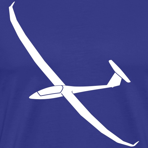 Segelflieger Geschenk Segelflugzeug Arcus gleiten - Männer Premium T-Shirt