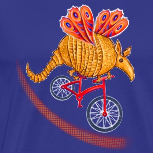 Flying Armadillo - Men's Premium T-Shirt
