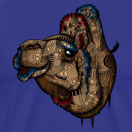 Kamel - Premium T-skjorte for menn